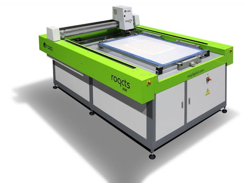 Máquina de impressão digital